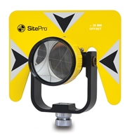 SitePro Single Prism Assembly, All-Metal, Yellow