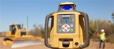 Topcon RL-SV2S (Rechargeable) Dual Slope Laser